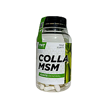 Натуральный Морской Коллаген Colla-MSM Target Nutrition Poland 90 капсул