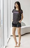 Пижама с шортами, фото 3