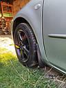 Брызговики MGC Mazda 6 (Мазда) 2002-2007 г.в. комплект 4 шт GJ6A-51-840A, GJ6A51-850A, GJ6A51-870, GJ6A-51-880, фото 7