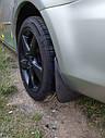 Брызговики MGC Mazda 6 (Мазда) 2002-2007 г.в. комплект 4 шт GJ6A-51-840A, GJ6A51-850A, GJ6A51-870, GJ6A-51-880, фото 8