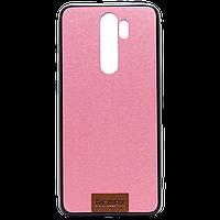Силикон REMAX TISSUE Xiaomi Mi CC9 Pro/Note 10 розовый