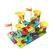 Развивающий конструктор Трек Лабиринт Tumama Совместим с LEGO Duplo