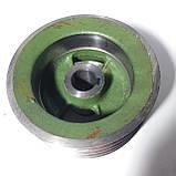 Шкив малый роторной косилки Wirax, фото 3