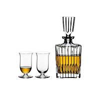 Набор для виски Riedel Tumbler Collection графин + 2 бокала 5460/53