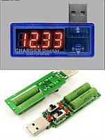 USB тестер с нагрузочным сопротивлением 3.4A 18Вт