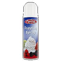 Вершки-топінг до кави та десертів Nanna Topping Spray 250 г
