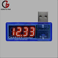 USB тестер 3.4A 18Вт