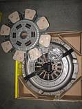 Диск сцепления ведомый ХТЗ-17021, 17221 (DEUTZ, ММЗ) с металлокерамическими накладками (пр-во Luk), фото 6