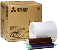 Термосублимационная папір Mitsubishi CK9046 (F) Colour Paper pack