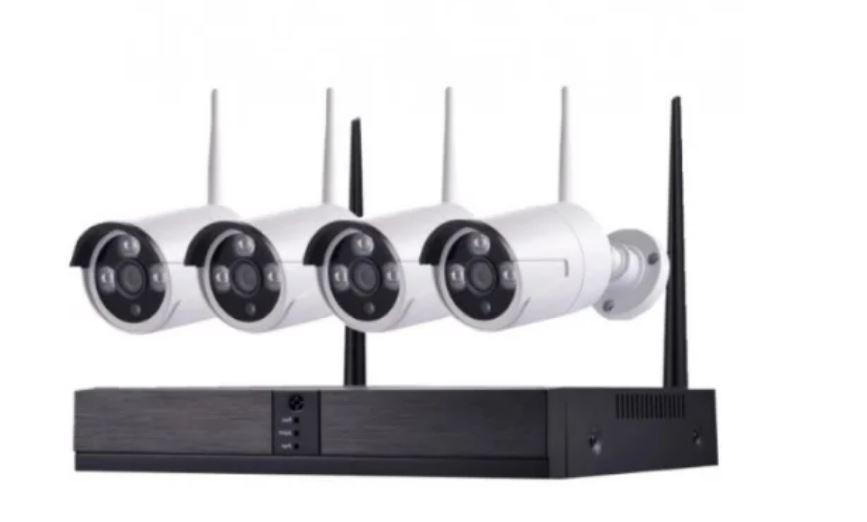Набор камер видео-наблюдения 5G Kit  WiFi 8ch