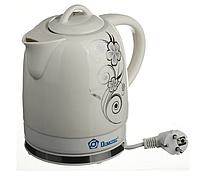 Керамічний електрочайник Domotec MS-5057