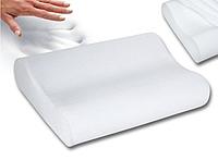 Ортопедическая подушка для сна Memory Pillow, фото 1