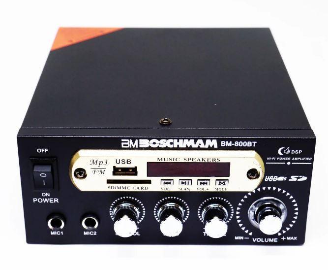 Підсилювач звуку Boschman BM-800BT