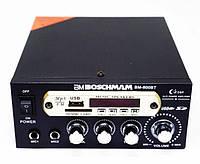 Підсилювач звуку Boschman BM-800BT, фото 1