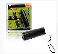 Ультразвуковой отпугиватель собак фонарик AV-100