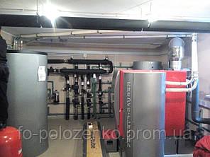 Котельная реконструкция - с газовой на пеллетно-газовую