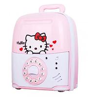 Сейф - іграшка з кодом (Hello Kitty), фото 1