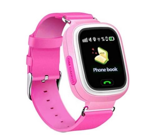 Умные часы для детей с GPS навигатором Q90
