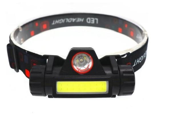 Налобный фонарик Bailong BL-101