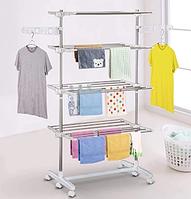 Стойка сушилка для одежды Garment rack, фото 1
