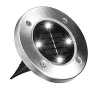 Світильник на сонячній батареї Disk lights, фото 1