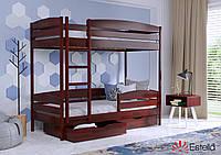 Двоярусне ліжко Дует Плюс 80х190 104 Щит 2Л25