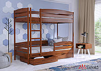 Двоярусне ліжко Дует Плюс 80х190 105 Щит 2Л25