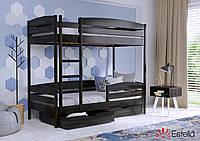 Двоярусне ліжко Дует Плюс 80х190 106 Щит 2Л25