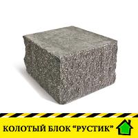 """Колотый блок """"Рустик"""""""
