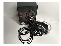 Ігрові навушники з мікрофоном та підсвіткою The Engineer A5, фото 1