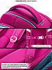 Рюкзак школьный ортопедический для девочки каркасный в 1-3 класс Пони Единорог Winner One 6012, фото 5