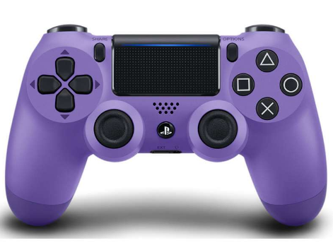 Безпровідний геймпад DoubleShock 4 (Фіолетовий)
