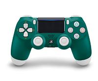 Беспроводной геймпад DoubleShock 4 (Зеленый)