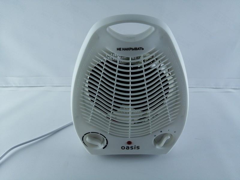 Тепловентилятор Oasis SD-20R