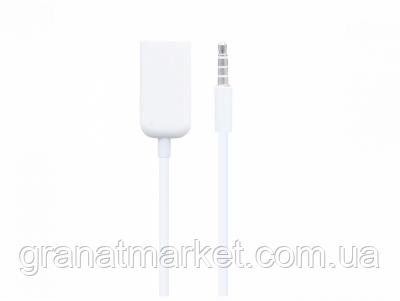 Audio Splitter 3.5mm For Apple Цвет Белый