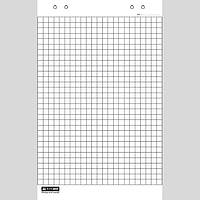 Блоки бумаги для флипчартов BUROMAX BM.2295