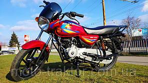Мотоцикл Bajaj Boxer BM 150 (КПП 5ст.)