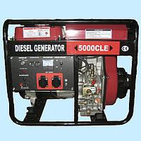 Генератор дизельный WEIMA WM5000CLE (5.0 кВт)