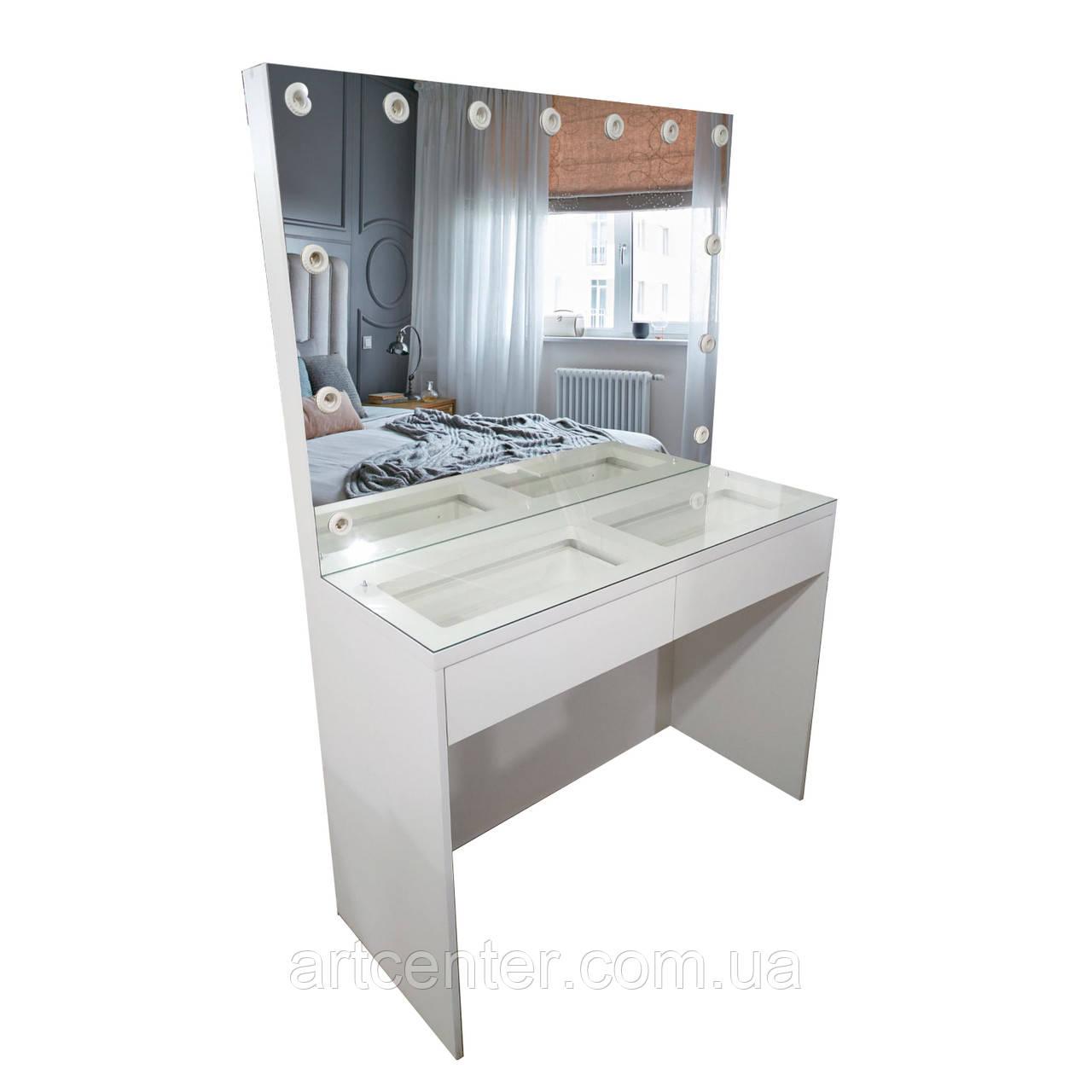Столу для макіяжу, визажный стіл