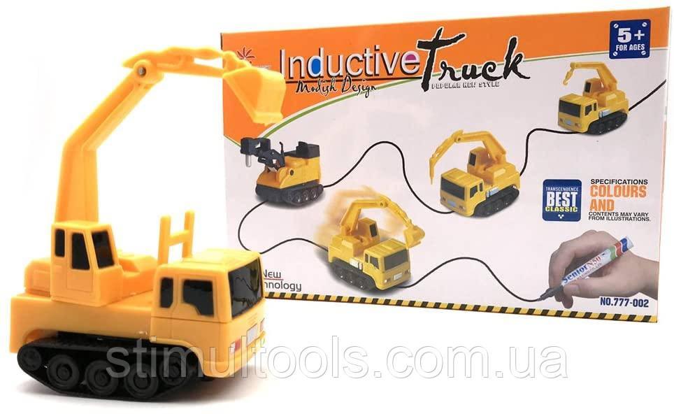 Машинка Iductive Track