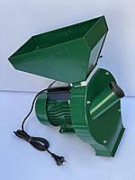 Зернодробилка DONNY 3000 Вт кормоизмельчитель (измельчитель зерна)