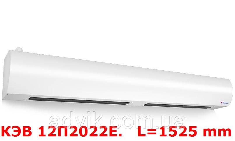 Теплова завіса Тепломаш КЕВ 12П2022Е з електричним нагрівом