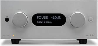 Цифро аналоговий перетворювач Audiolab M-DAC+