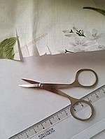 Ножиці цільнометалеві для рукоділля довжиною 9 мм., фото 1