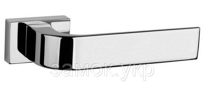 Ручка дверная Tupai CINTO 2732RT хром полированный (Португалия)