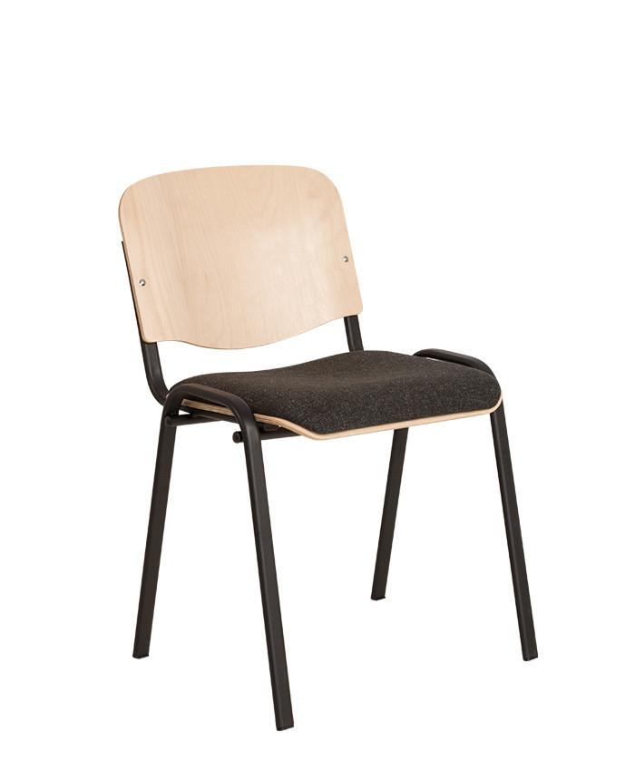 Iso (Исо) wood plus combi стул офисный для посетителей