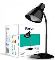 Настільний світлодіодний світильник Feron DE1727 чорний