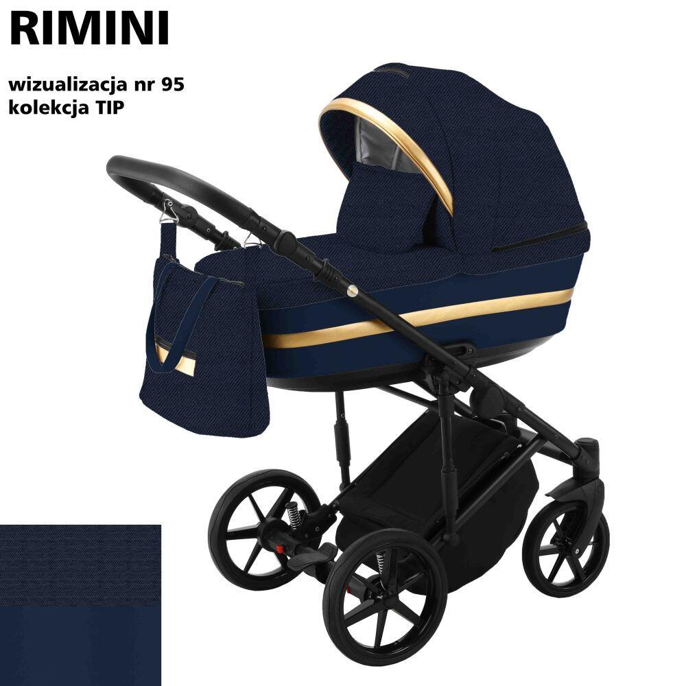Коляска 2 в 1 Adamex Rimini Tip RI-95