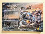 Настільна гра-ходилка Морський бій. Битва адміралів. 3+ (Danko Toys), фото 5