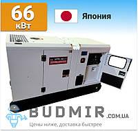 Дизельный генератор 60 кВт Mitsui APW-60